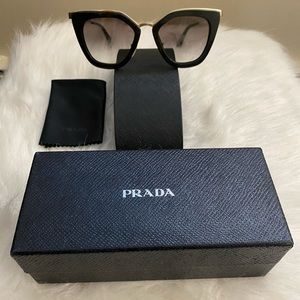 Prada sunglasses SPR 53S new without tags